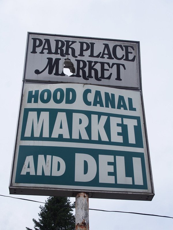 Park Place Market: Hood Canal Market and Deli