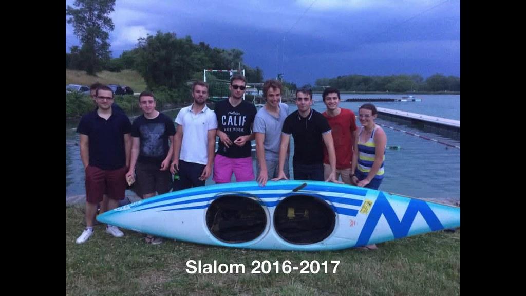 Slalom 2016-2017