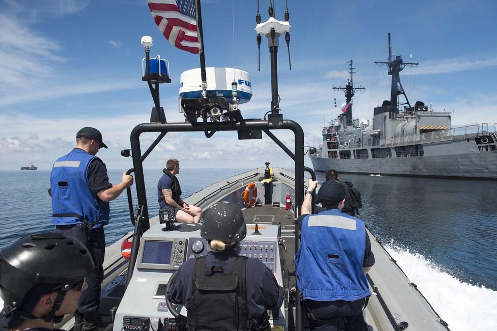 PH, US navies complete patrol in Sulu Sea