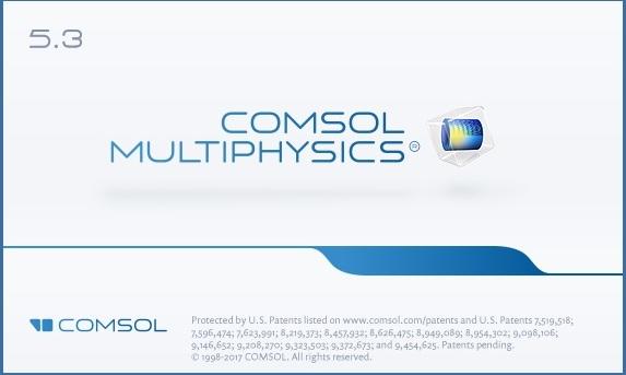 Comsol Multiphysics 5.3 Build 260 x64 full license