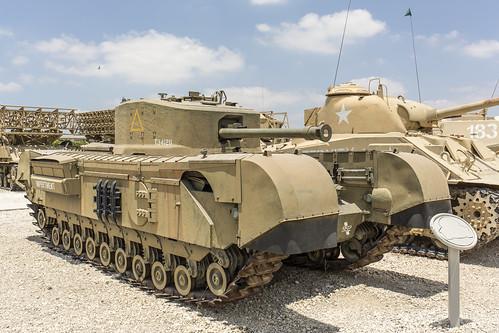 Churchill Mk VII