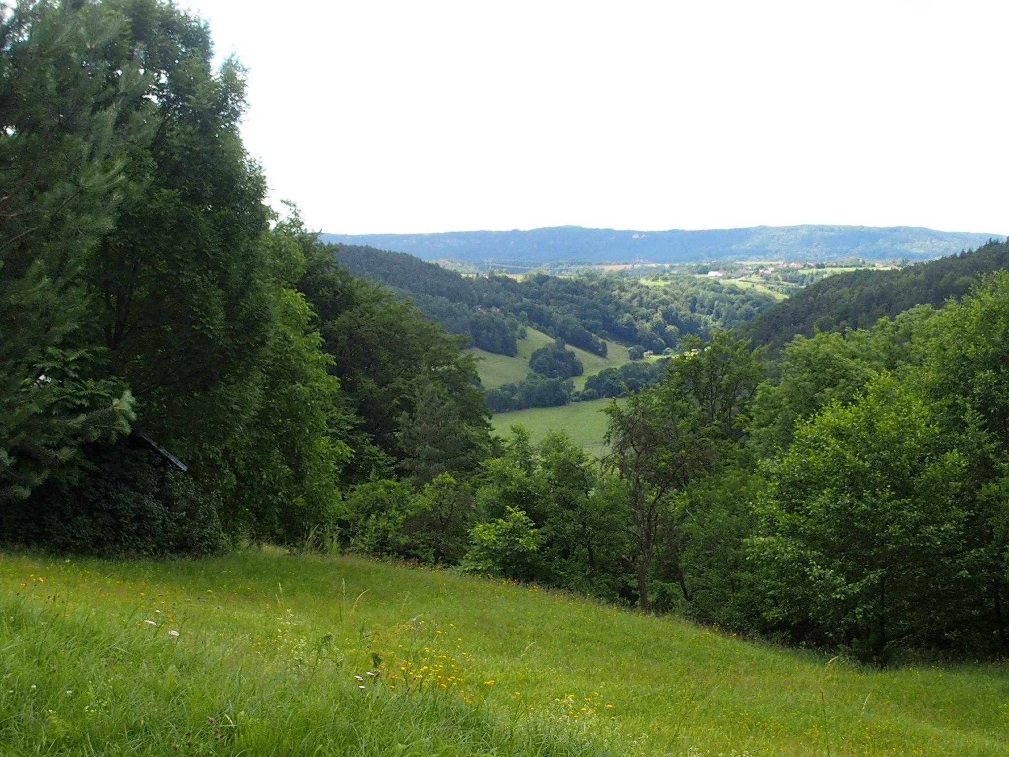 Utsikt från sommarstugan