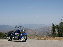 Harley-Davidson 1584 ROAD KING CLASSIC FLHRCI 2007 - 16