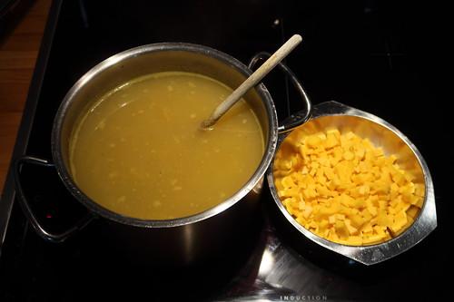 Englische Gemüsesuppe (vorbereitet)