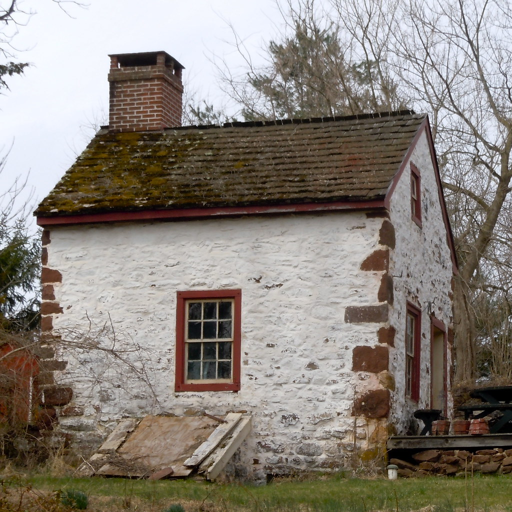 1820 summer kitchen