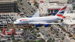 British Airways (G-XLEC)