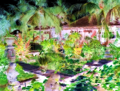 Indonesia - Bali - Balinese Garden - 1bb