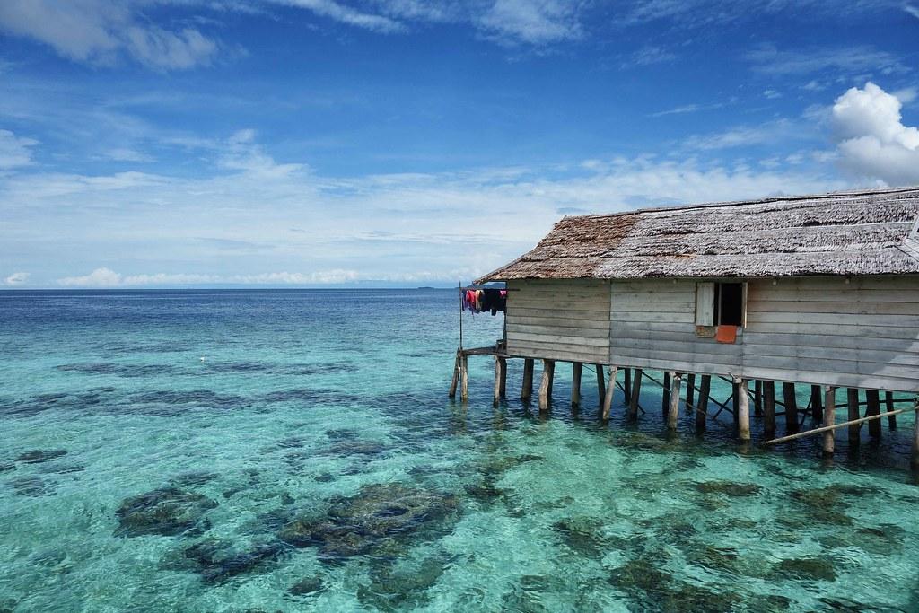 Indonésie - Sulawesi - Togian - Serra Beach & Gorontalo