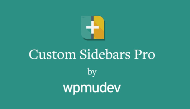 Custom Sidebars Pro WordPress Plugin free download