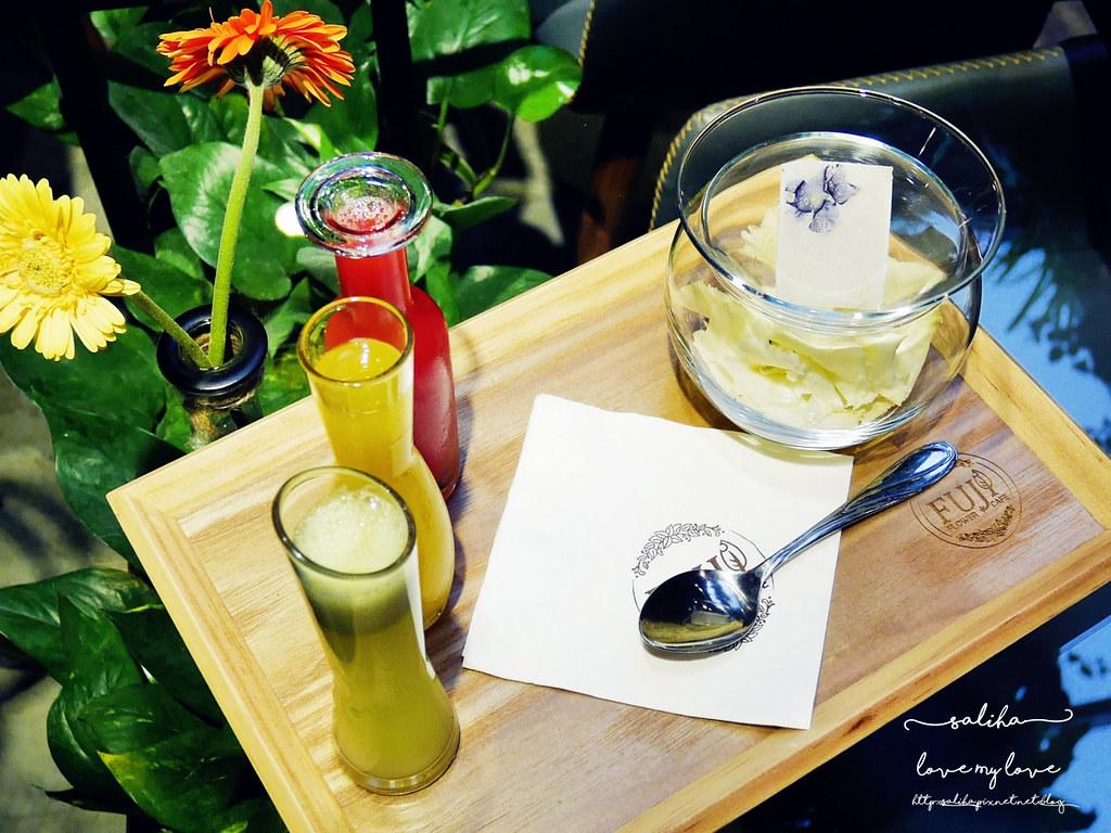 台北信義區花店咖啡館餐廳推薦FUJI FLOWER CAFE (11)