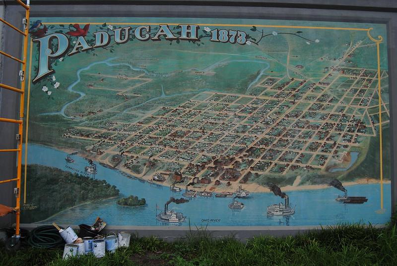 Paducah Murals, Paducah, KY