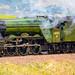 Flying Scotsman Steam Train                    A7