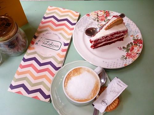 Lolina - cafe n cake