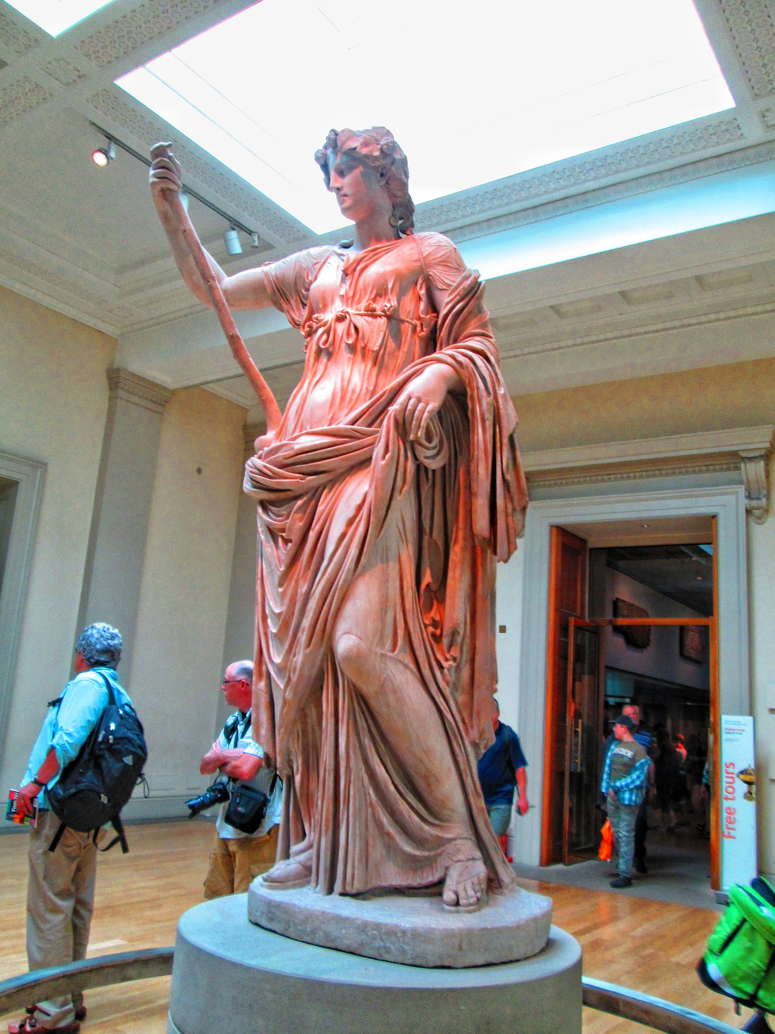 British Museum Aphrodite Statue
