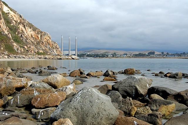 Dynegy Power Plant, Morro Bay