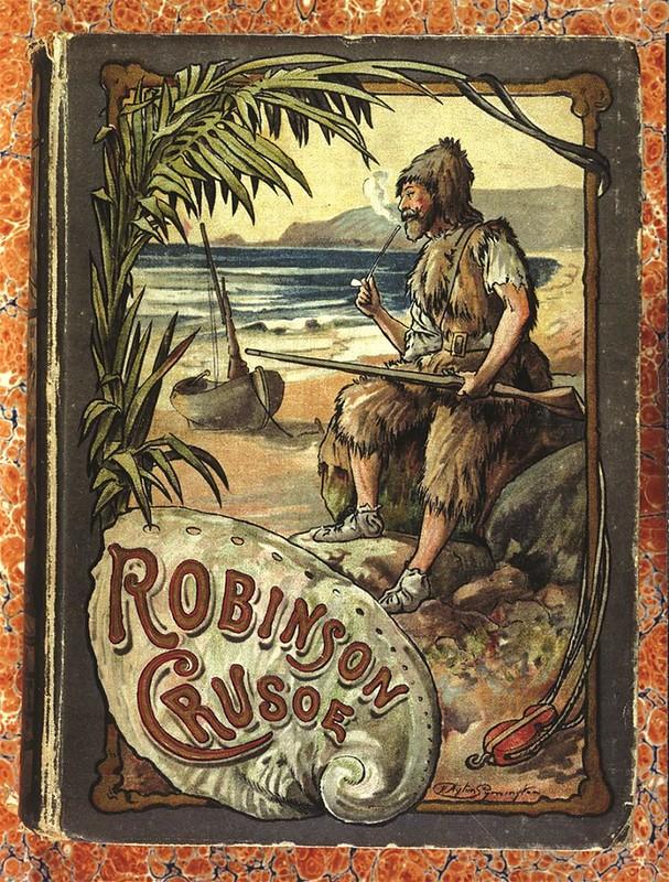 The Life and Strange Surprising Adventures of Robinson Crusoe - Daniel Defoe