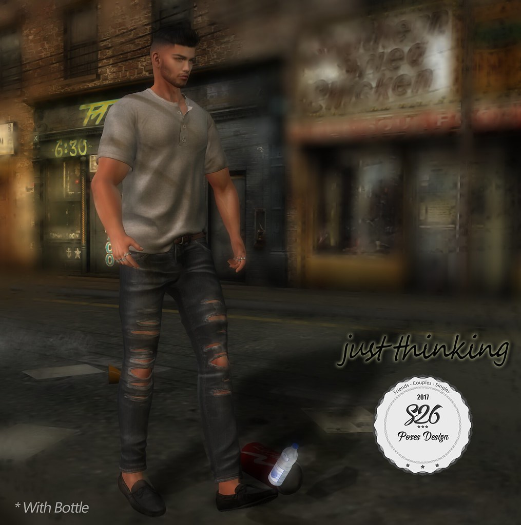 **New S26 Just Thinking** - SecondLifeHub.com