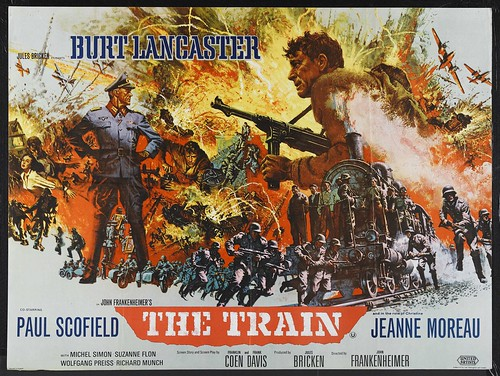 The Train - Poster 2