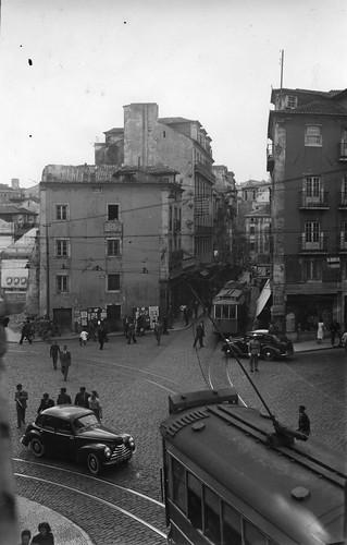 Rua da Palma, Mouraria (E.Portugal, 1949)