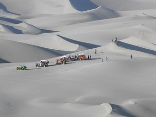 Huacachina - Dune Buggy Gang