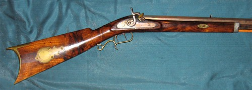 And a Wisconsin - Made Spangler Rifle