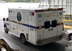 Bainbridge Island Ambulance 24