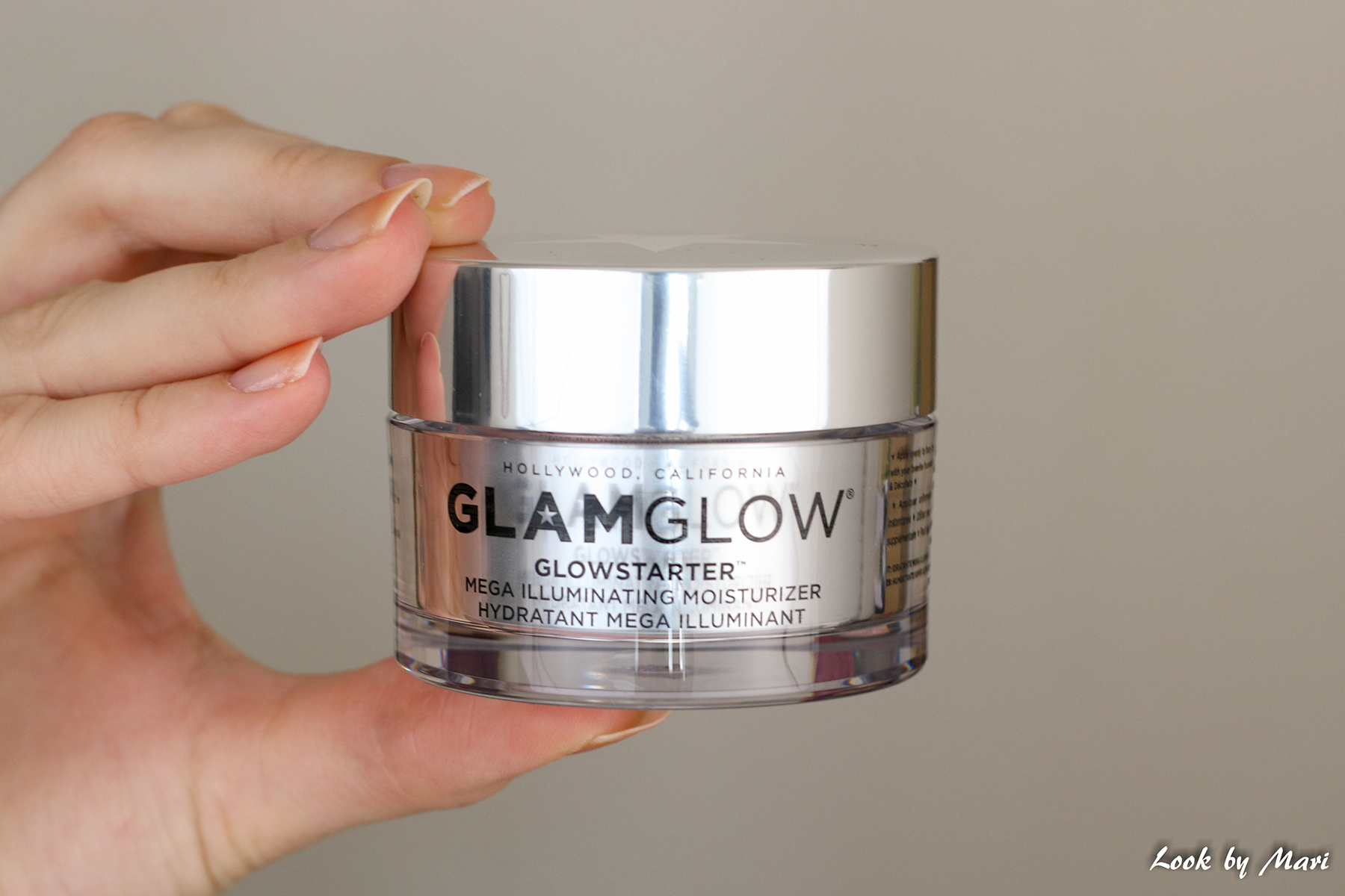 2 glamglow glowstarter mega illuminating moisturizer pearl glow review kokemuksia