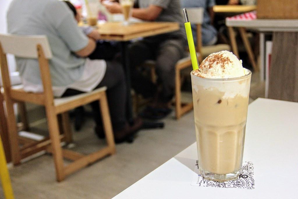 浮雲冰奶茶