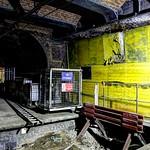 Abandoned siding, Preston railway station