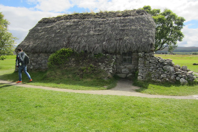 Culloden Battlefield Park, Canon POWERSHOT ELPH 300HS
