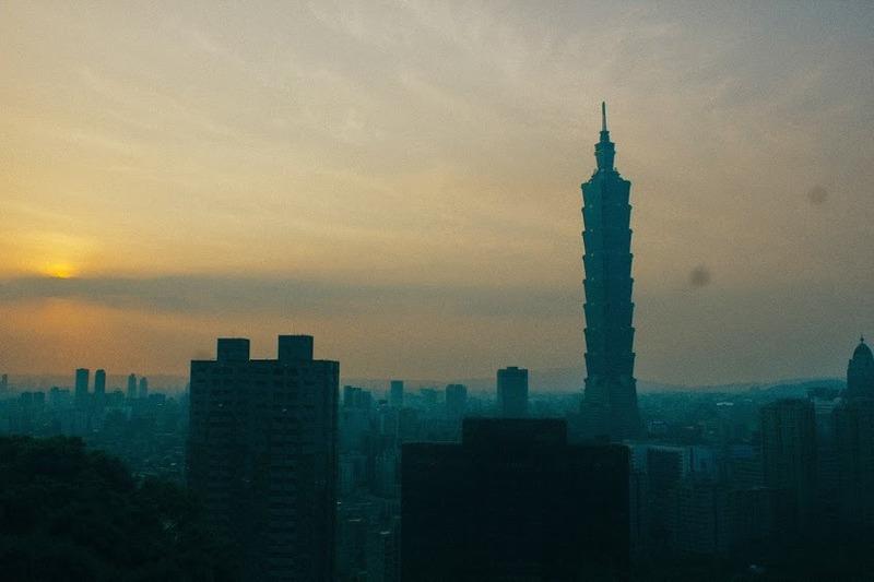 Tham quan Đài Bắc - Đài Loan - Núi Con Voi