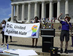 DC United Against Hate Rally 5