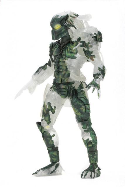 終於發亮惹?!NECA Predator 系列【30 週年紀念:叢林惡魔終極戰士】Jungle Demon 1/4 比例人偶作品