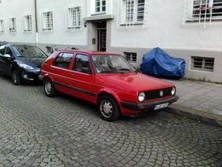 My 1989 VW Golf CL