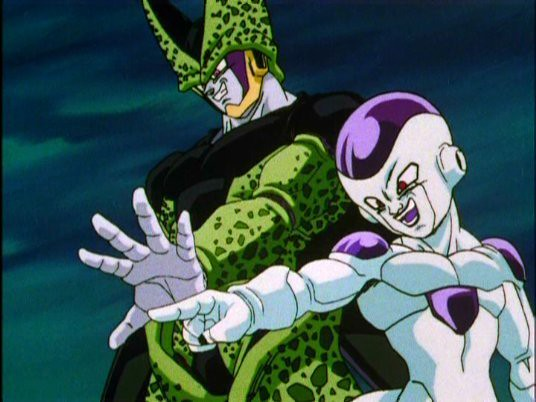 frieza_and_cell_by_wazzupdude-d4rfrtg