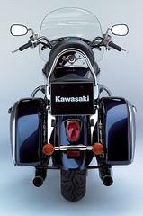 Kawasaki VN 1600 Classic Tourer 2007 - 2
