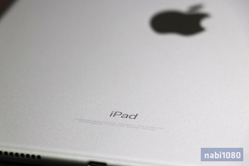 10.5インチ iPad Pro 開封15