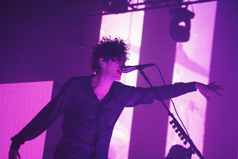The 1975 @ Madison Square Garden