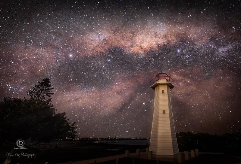 Galactic Milkyway.
