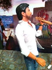 Jab Harry Met Sejal 'Radha' (SRK doll tribute)