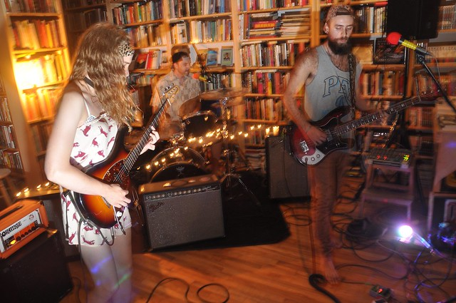 Holy Christopher at Black Squirrel Books