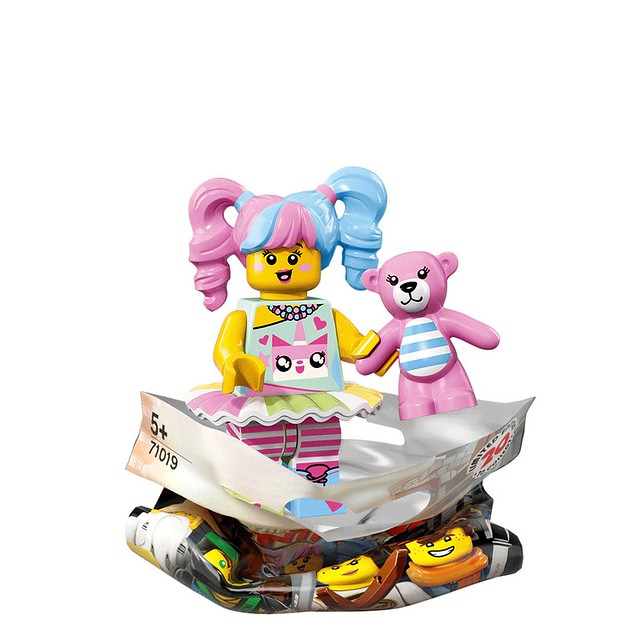 The LEGO Ninjago Movie 71019 Collectible Minifigures  1