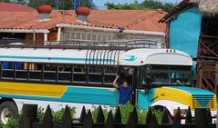 Bus Nicaragua