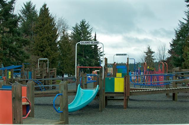 Maffeo Sutton Park Nanaimo