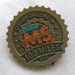 Bike MS Century Challenge