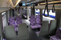 Crossrail Bombardier Aventra 345005 Interior