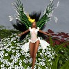 Virtual Diva- Garden Fantasy Angel