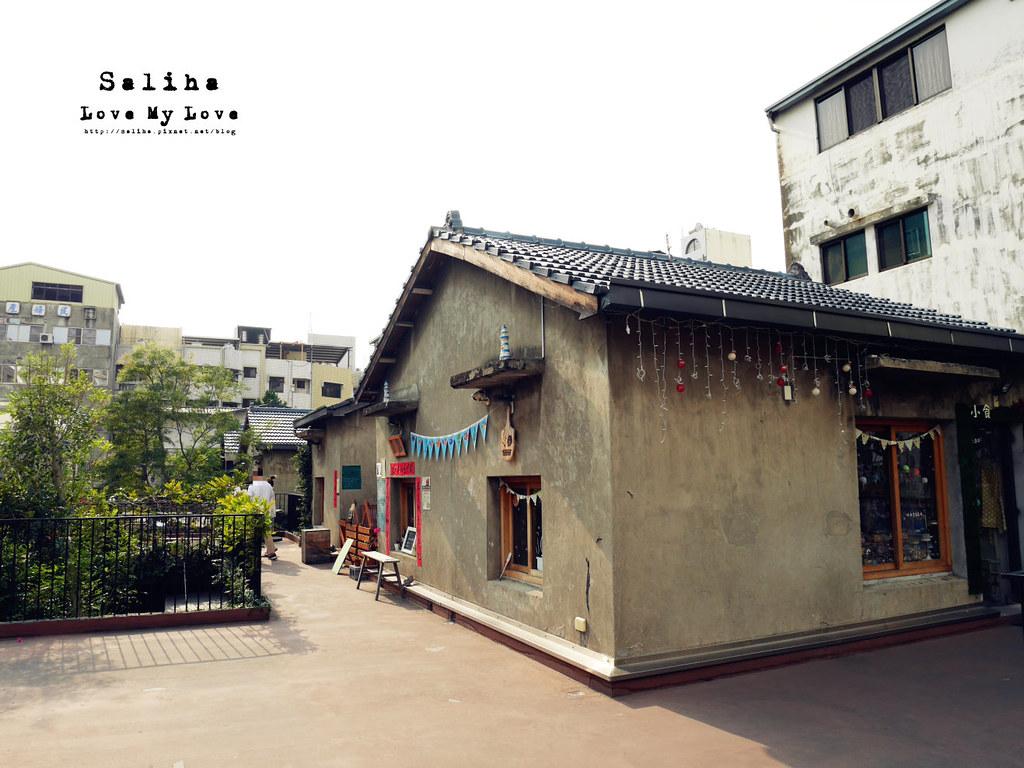 台中西區一日遊景點推薦綠光計畫范特喜文創聚落  (12)