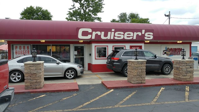 Cruiser's Drive Thru, Effingham, IL