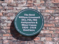 Photo of Green plaque number 43427